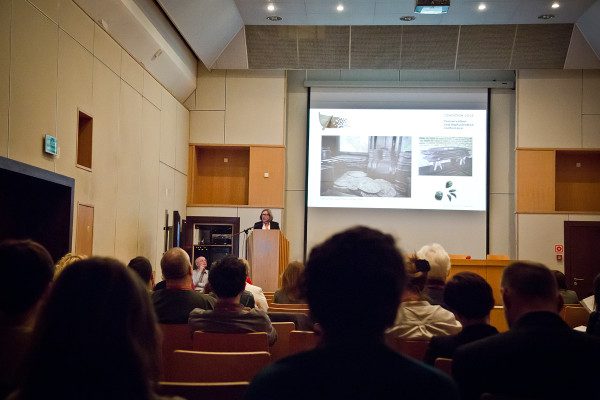"Presentation titled ""Conservation of wooden wrecks from the Baltic Sea."" presented by Irena Jagielska (National Maritime Museum in Gdansk, Poland)"